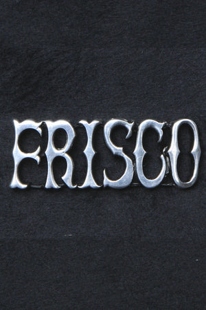 Frisco Sterling Silver Pin
