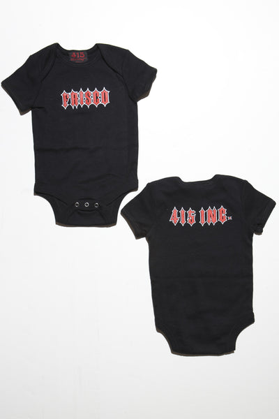 Spikey Frisco Onesie
