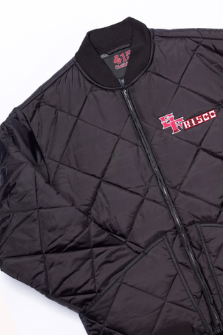 SF Frisco Diamond Quilted Jacket