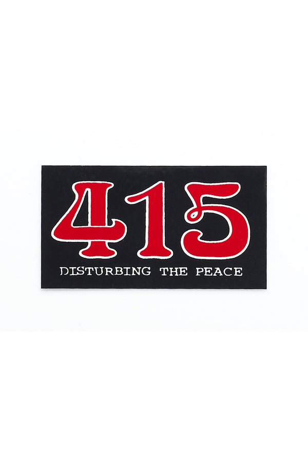 415 DTP Sticker (Small)
