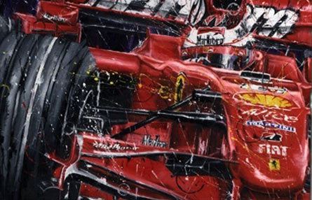 COOL AS ICE - Kimi Raikkonen