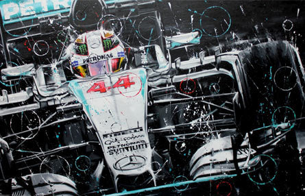 LIGHT IT UP - Lewis Hamilton