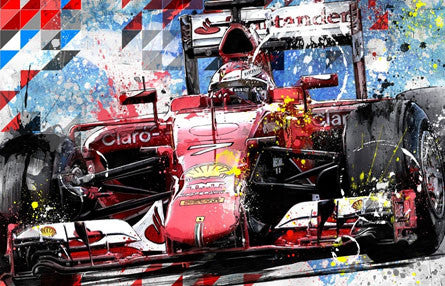THE ICE STORM - Kimi Raikkonen