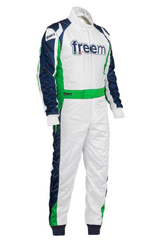 Freem Bespoke Nomex FIA Race Suit - 2 + Color