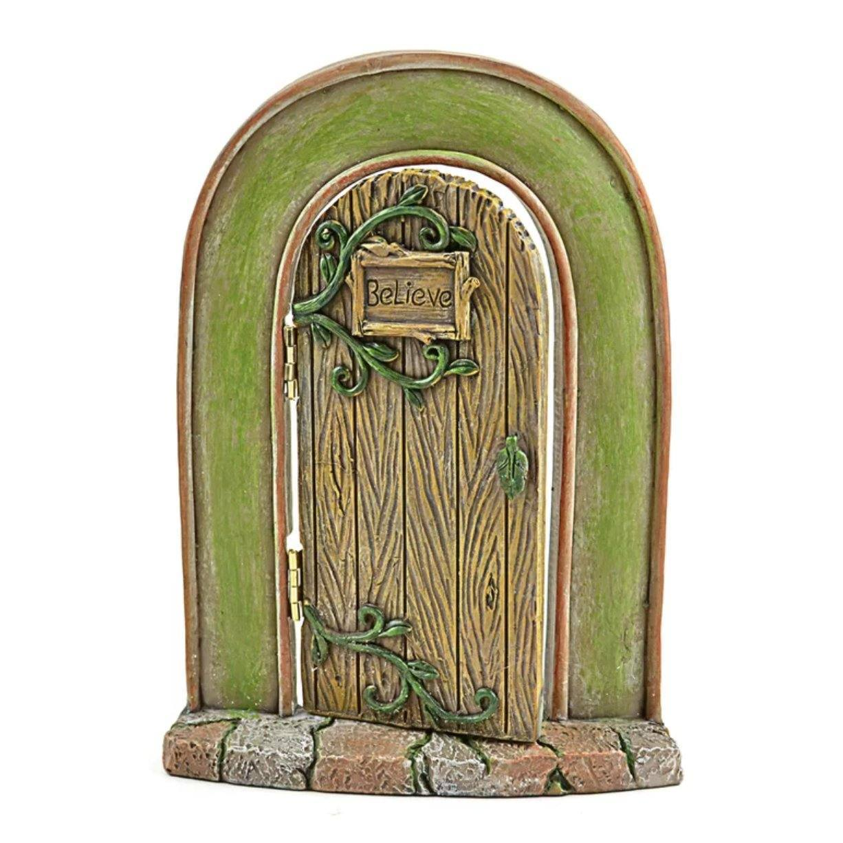 Opening Fairy Doors | EARTH FAIRY - FAIRY GARDENS | FREE