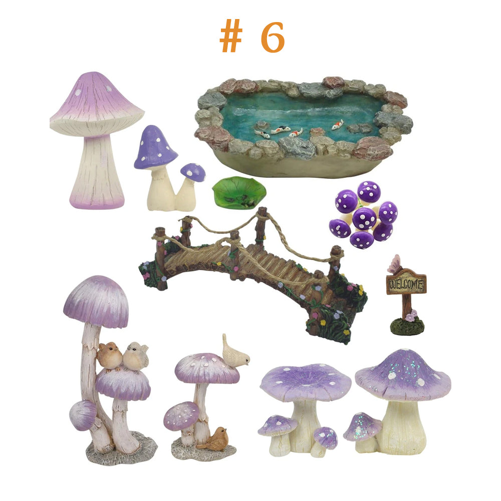 Fairy Landscaping Kit | Best Fairy Garden Kits - Australia | Earth Fairy