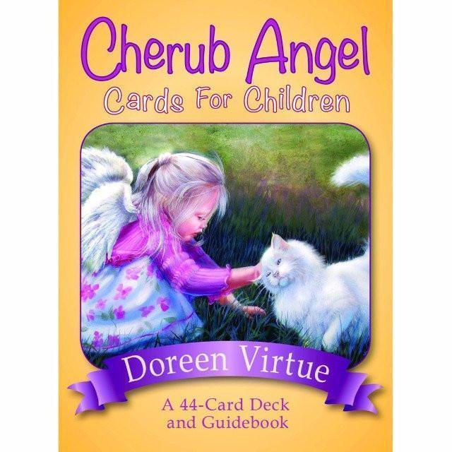 Angel Cards for Children by Doreen Virtue  - Books & Stationery - Earth Fairy