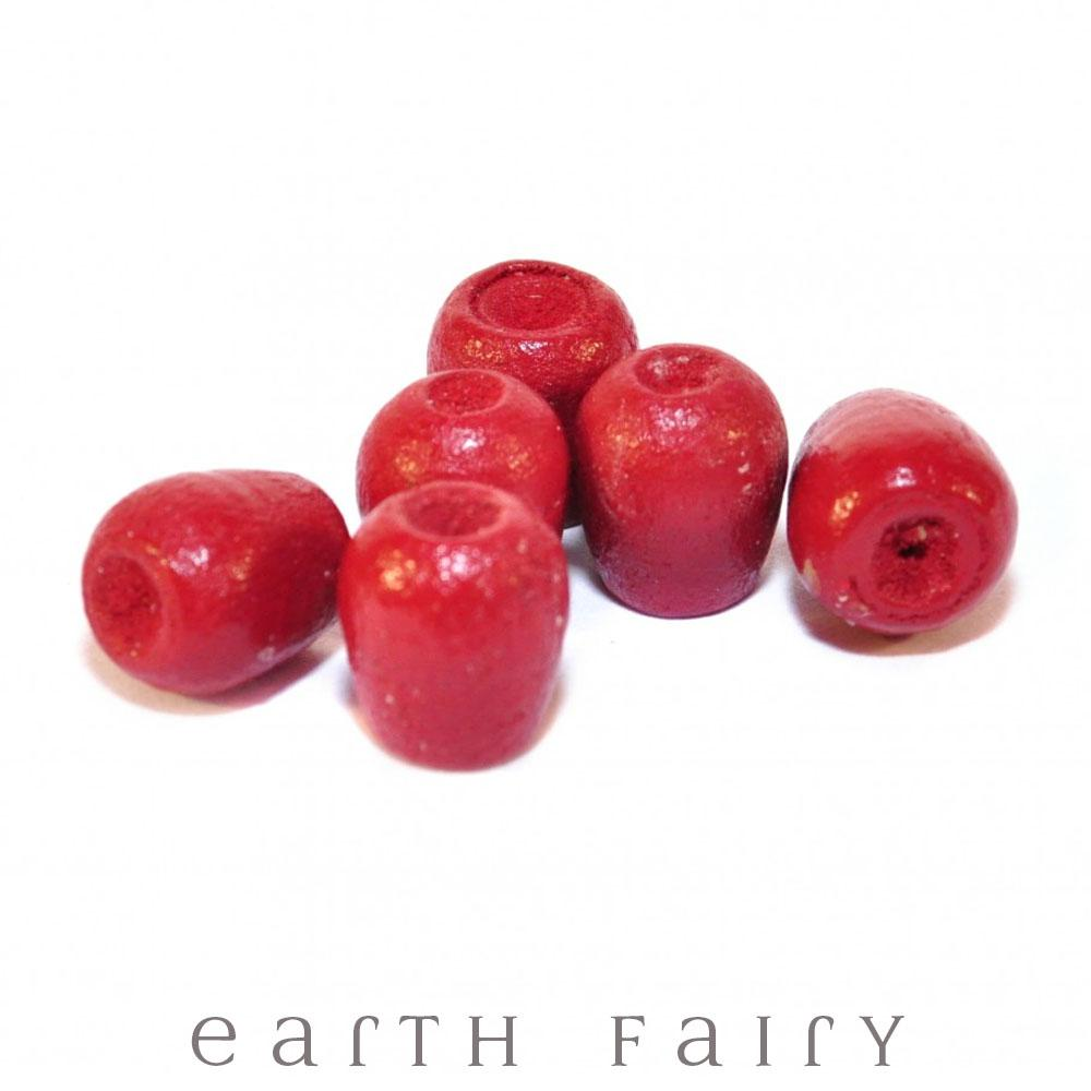 Apples - Set of 6 | Fairy Garden Miniatures & Collectibles - Australia | Earth Fairy