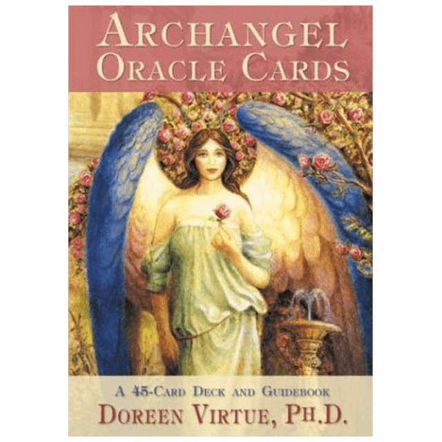 Archangel Oracle Cards by Doreen Virtue  - Fairy Books & Stationery - Earth Fairy