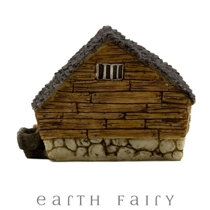 Barn - Micro | Fairy Garden Miniatures & Collectibles - Australia | Earth Fairy