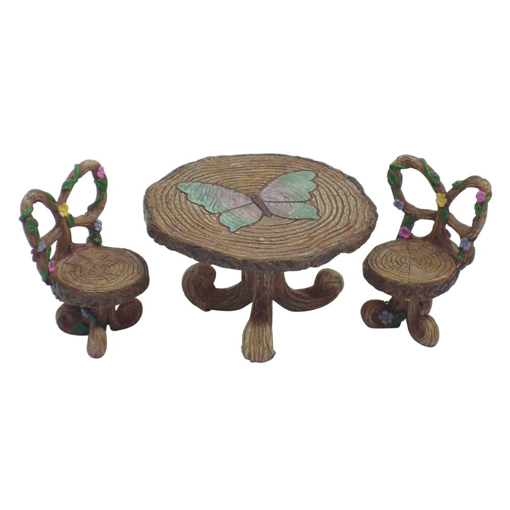 Butterfly Bistro | Fairy Garden Furniture - Australia | Earth Fairy