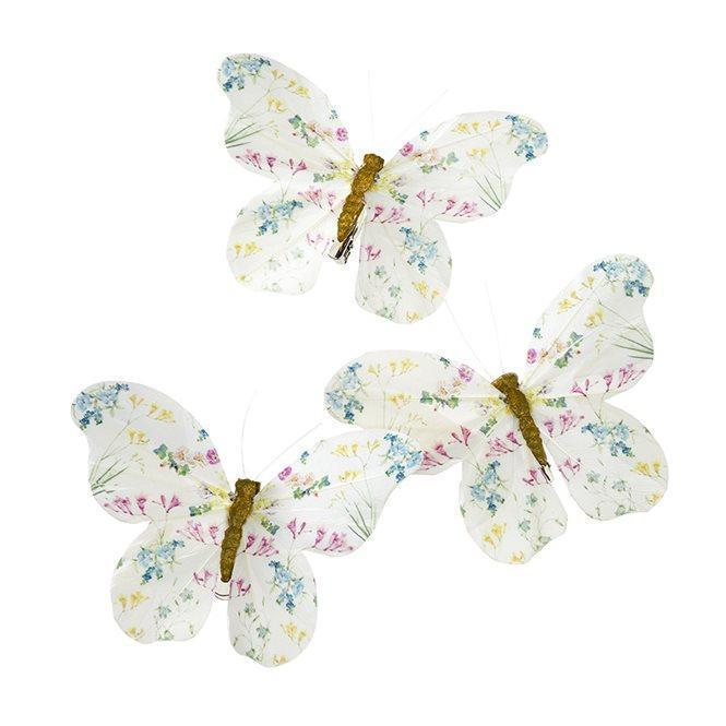 Butterfly Clips  - Party - Earth Fairy