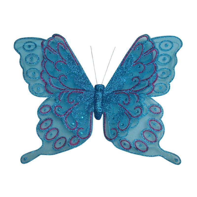 Butterfly Wings with Clip - 40cm  - Fairy Finery - Earth Fairy