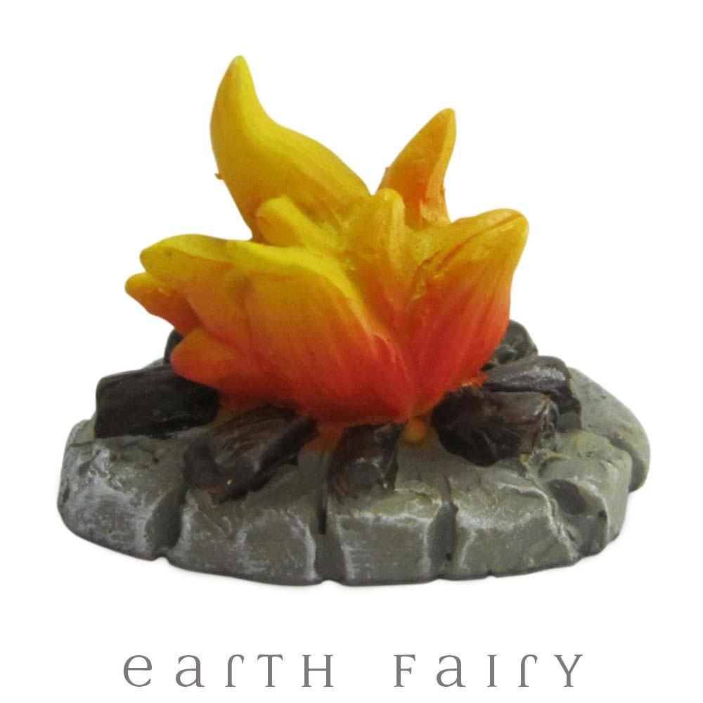 Campfire from The Fairy Garden Miniature Collection by Earth Fairy