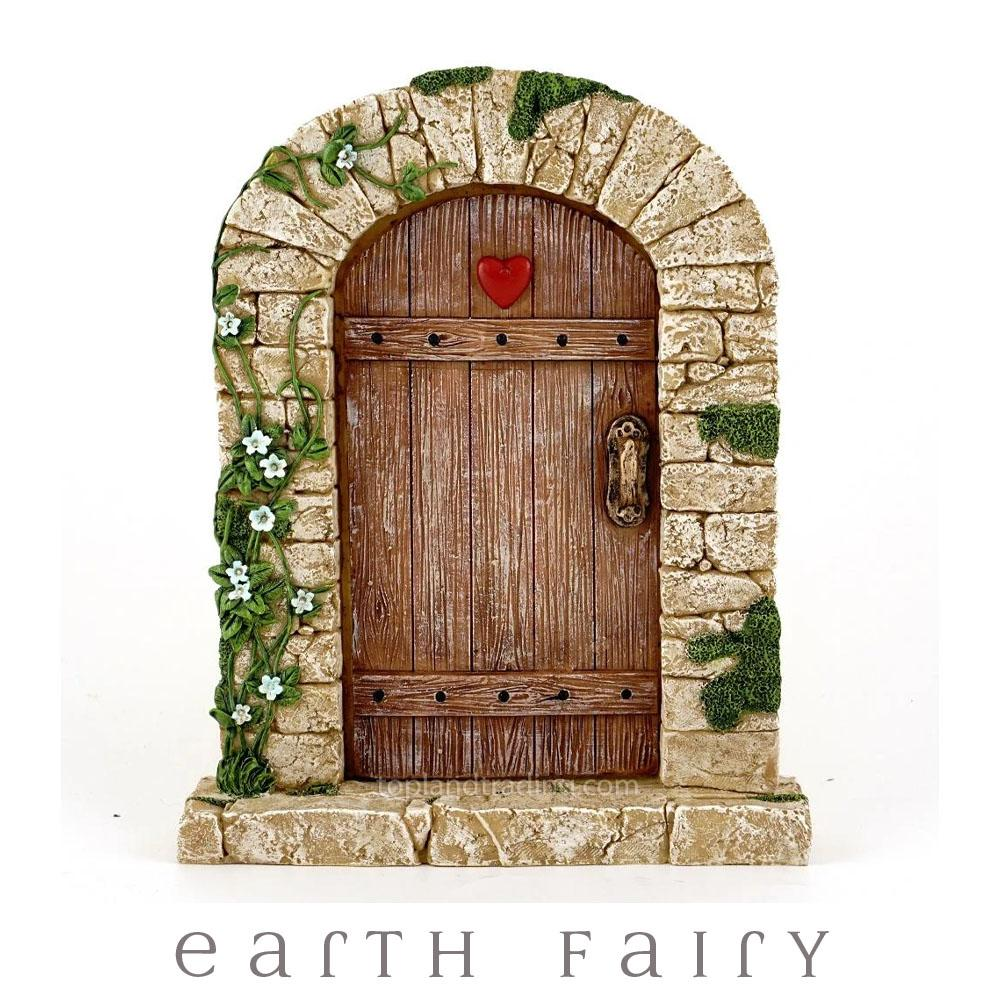 Charming Cobblestone Fairy Door - Large | Fairy Doors - Australia | Earth Fairy