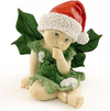 Christmas Fairy Baby  - Fairies & Friends - Earth Fairy