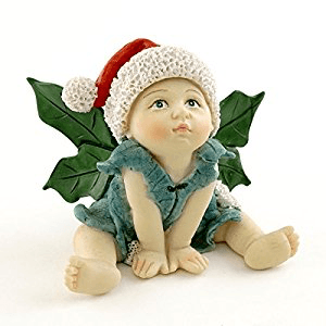Christmas Fairy Baby - I Believe  - Fairies & Friends - Earth Fairy