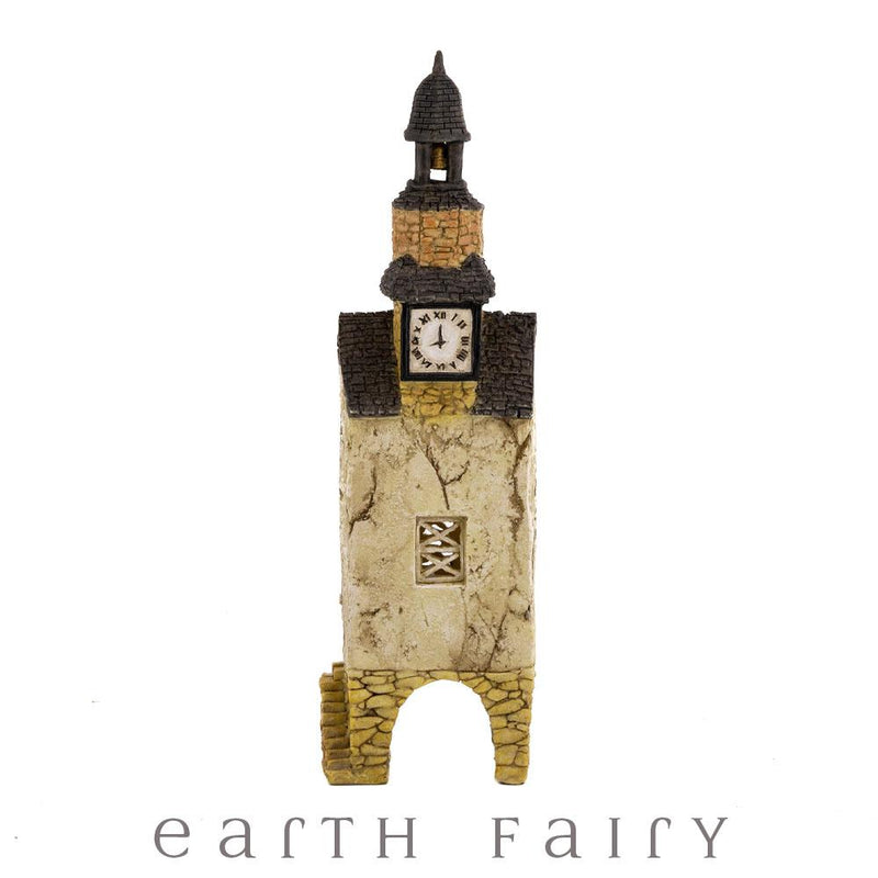 Clock Tower - Micro | Fairy Garden Miniatures & Collectibles - Australia | Earth Fairy