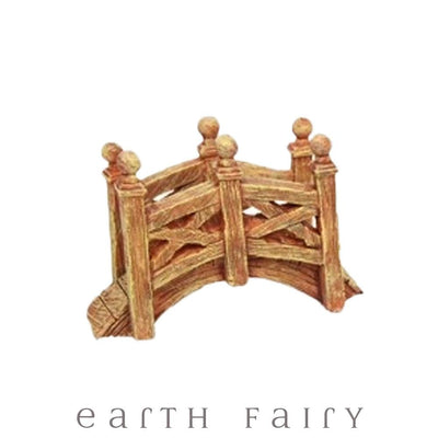 Criss Cross Bridge from The Fairy Garden Bridge Collection by Earth Fairy