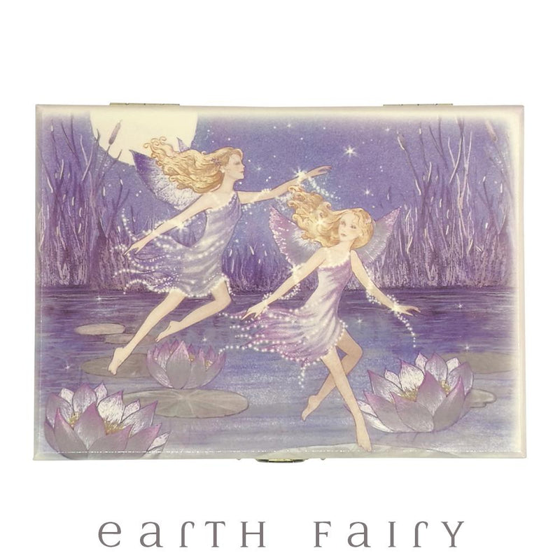 Dancing Fairies Jewellery Box from The Fairy Inspired Gift Collection by Earth Fairy