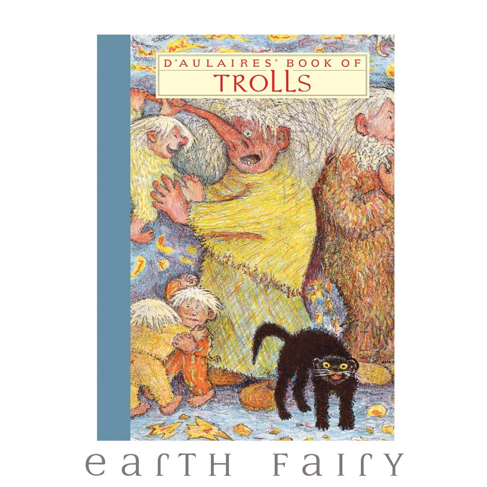 D'Aulaire's Book of Trolls, from The Beautiful Book Collection at Earth Fairy
