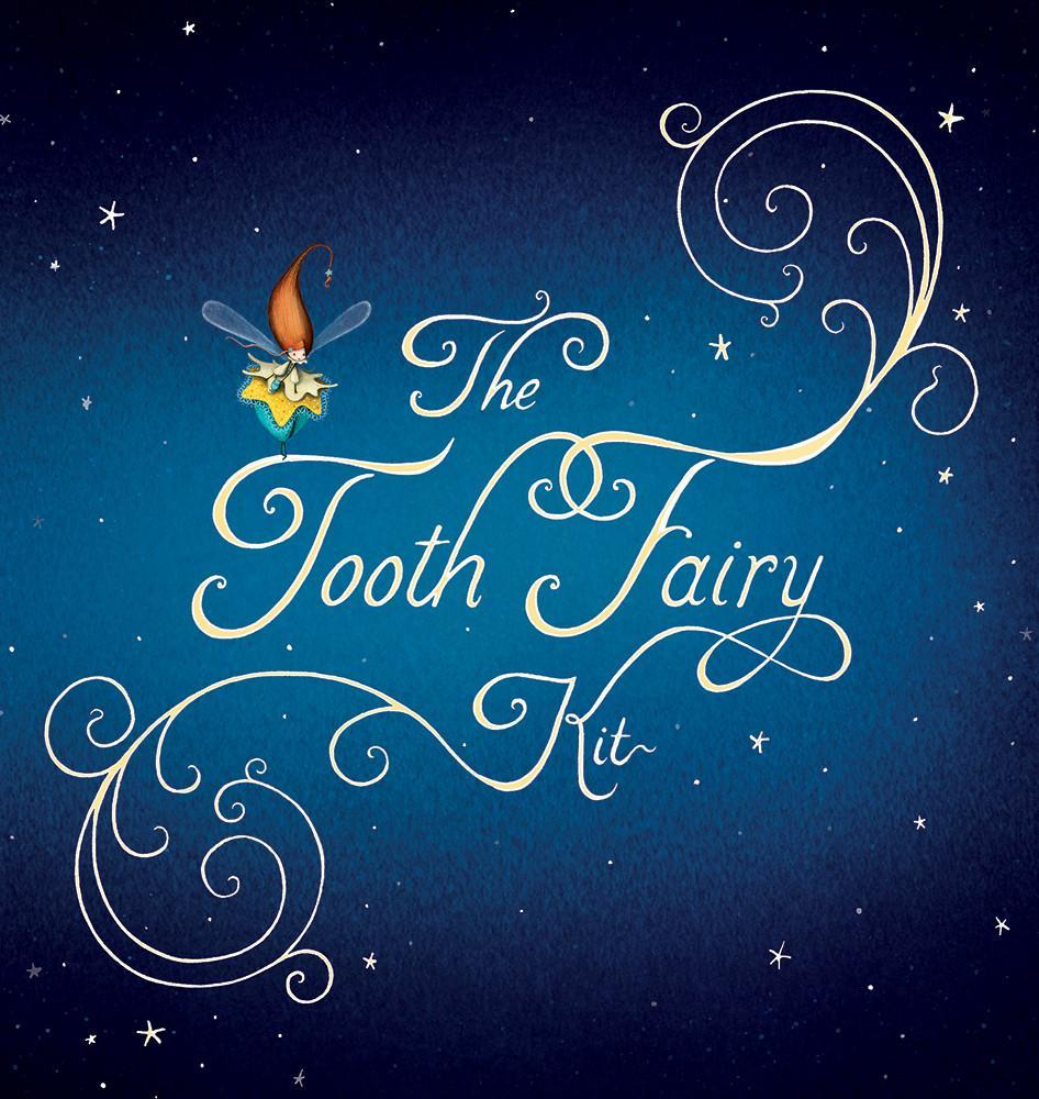 Deluxe Tooth Fairy Kit | The Tooth Fairy - Australia | Earth Fairy