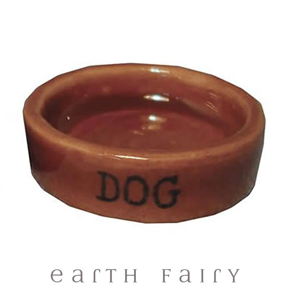 Dog Bowl | Fairy Garden Animals | Australia | Earth Fairy