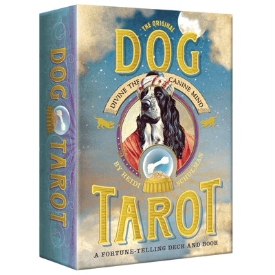 Dog Tarot  - Books & Stationery - Earth Fairy