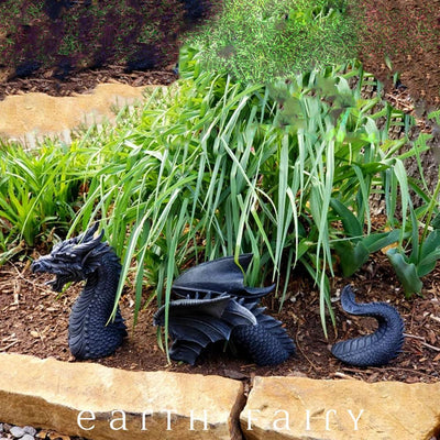Dragon Lawn Statue | Fantasy Giftware - Australia | Earth Fairy