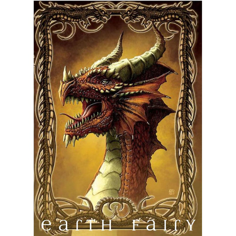 Dragon Luxury Sketch Book from The Fairy Inspired Book Collection by Earth Fairy