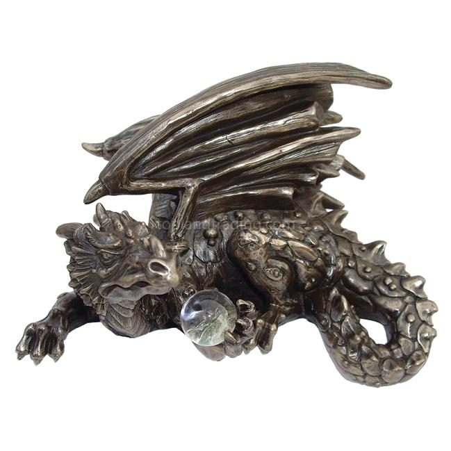 Dragon Topper | Fairy Inspired Gifts & Decor - Australia | Earth Fairy