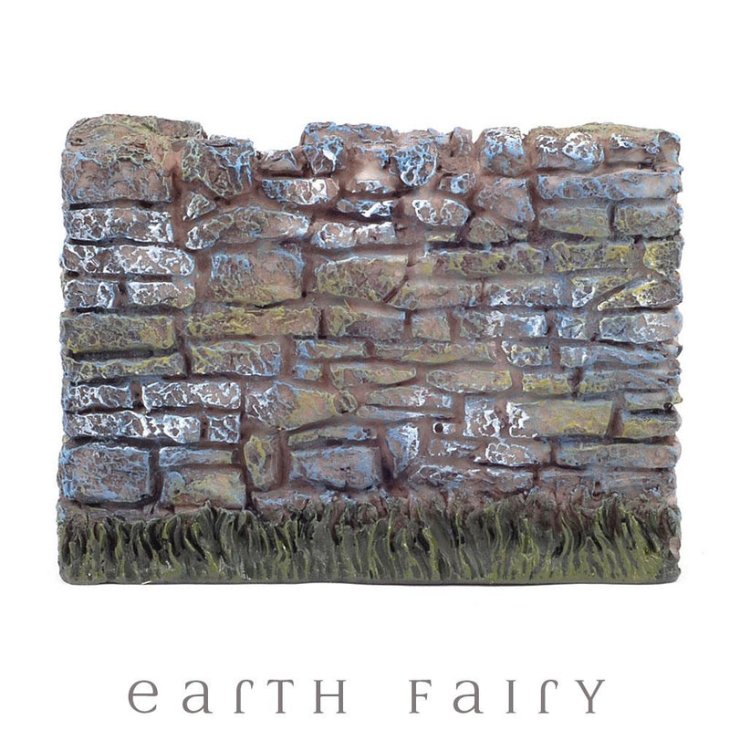 Dry Stone Garden Wall | Fairy Garden Miniatures & Collectibles - Australia | Earth Fairy