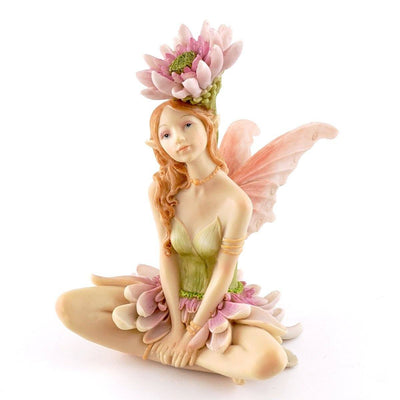 Enchanted Fairy Lara - Display Size  - Fairies & Friends - Earth Fairy