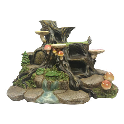 Enchanted Garden Display Base - Natural | Fairy Garden Landscaping | Earth Fairy