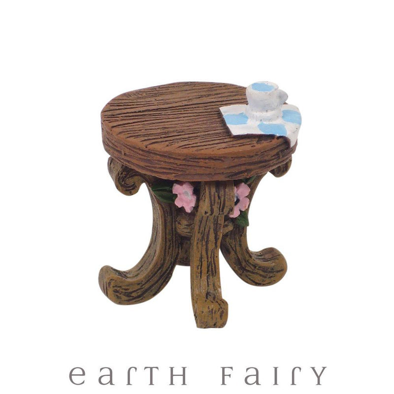 Enchanted Garden Table & Chairs Set from The Enchanted Fairy Garden Collection by Earth Fairy