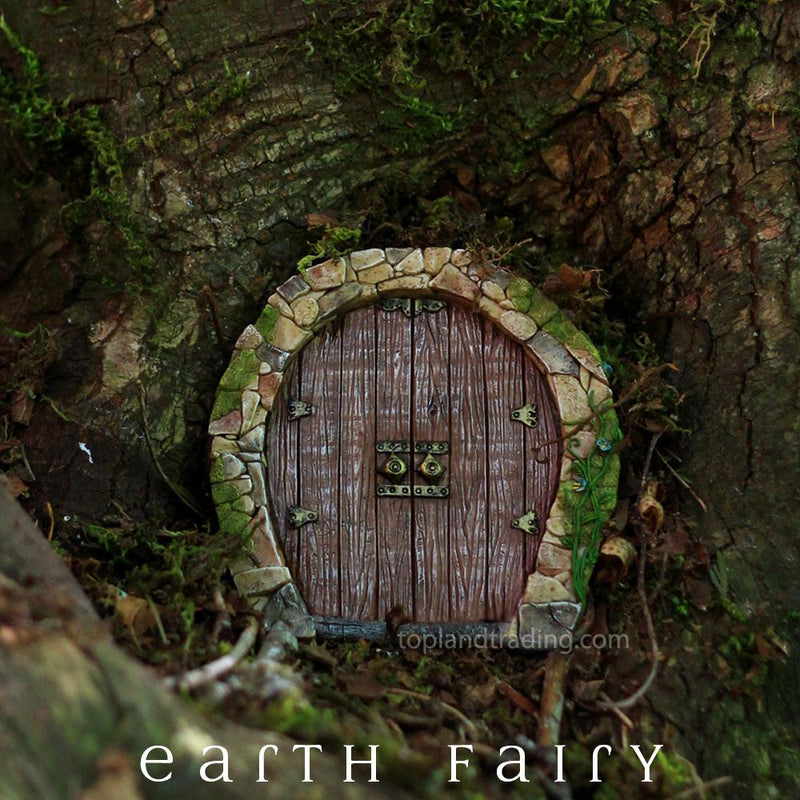 Enchanted Fairy Door | Fairy Garden Miniatures & Collectibles - Australia | Earth Fairy