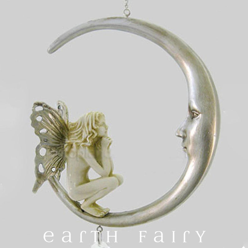Evening Whisper - Moon Fairy Dream Catcher | Moon Gifts FREE SHIPPING | Earth Fairy