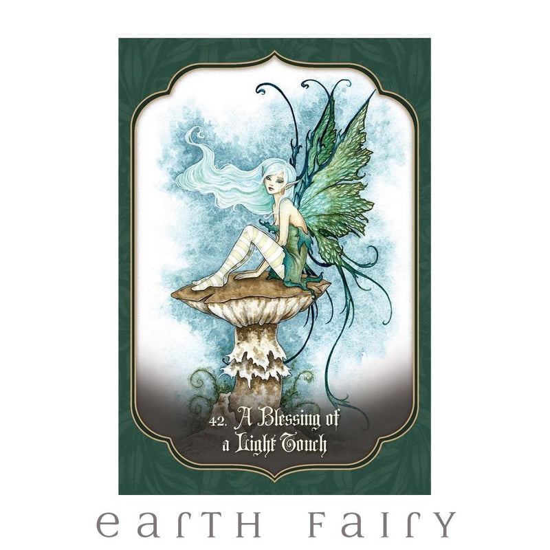 Faery Blessing Cards - Healing Gifts & Shining Treasures from the Realm of Enchantment