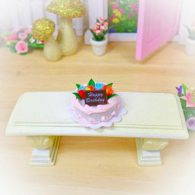 Fairy Gardens Fairy Birthday Cake Earth Fairy