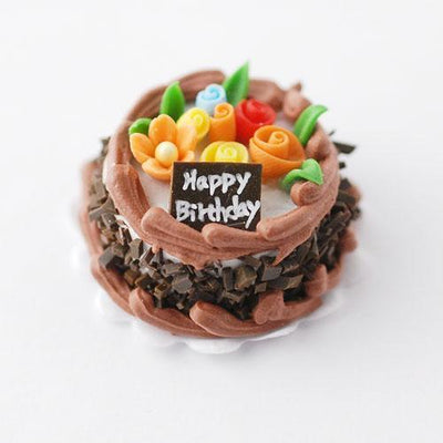 Fairy Gardens Fairy Birthday Cake Chocolate Earth Fairy