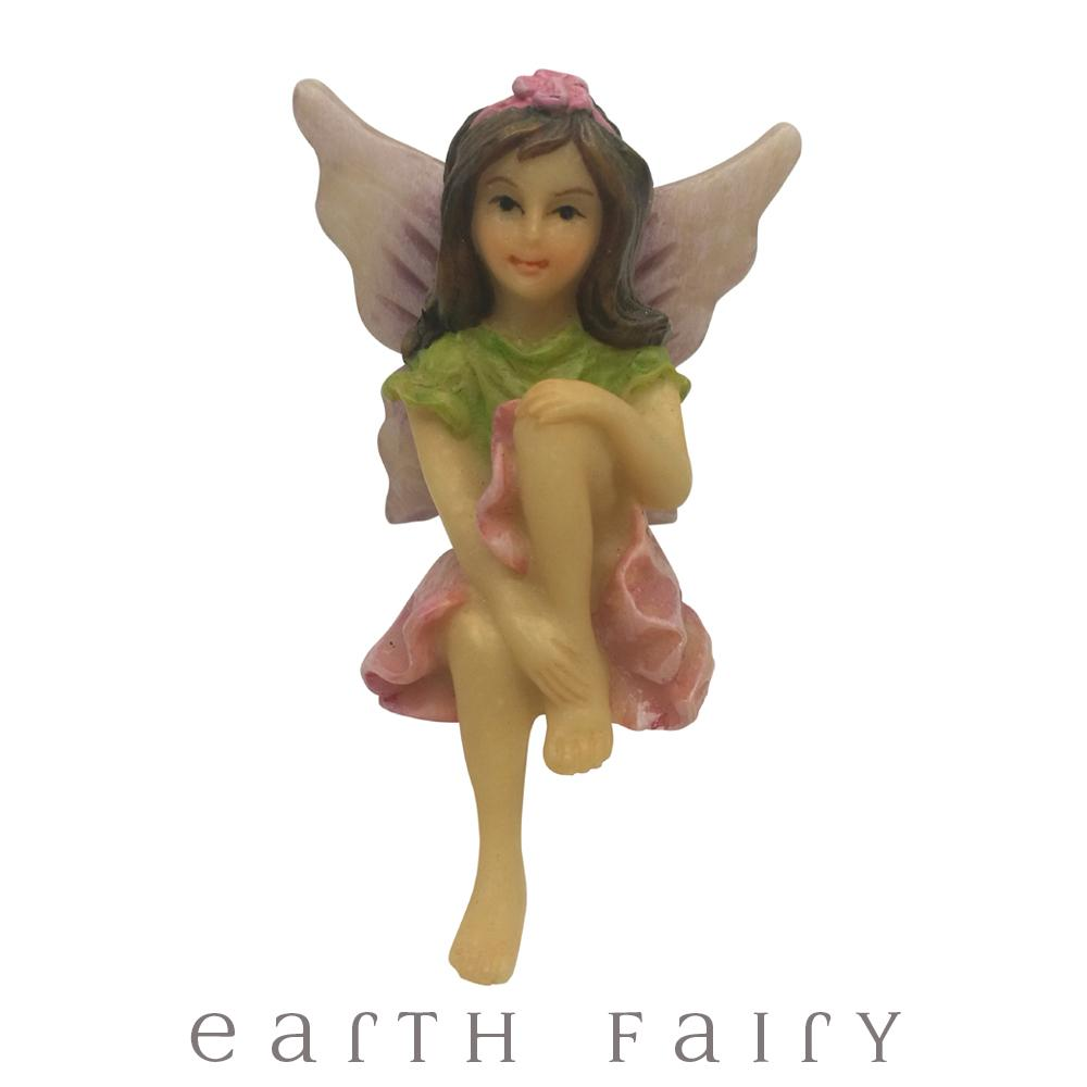 Fairy Cherish from The WIllow Fairy Garden Collection by Earth Fairy