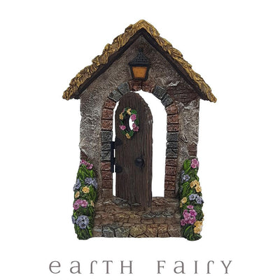 Fairy Door and Window Kit | Fairy Garden Miniatures & Collectibles - Australia | Earth Fairy