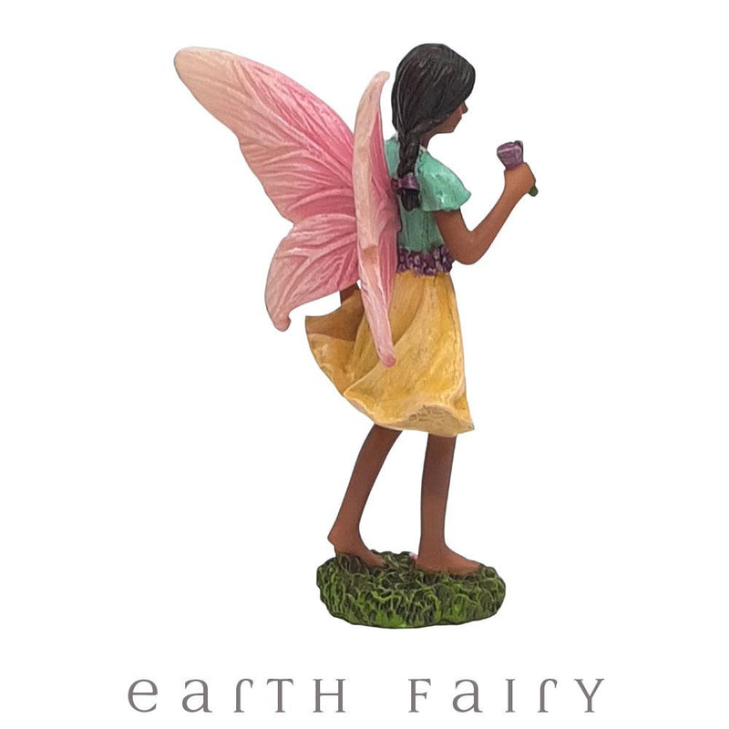 Fairy Emma | Fairy Garden Figurines, Miniatures & Collectibles - Australia | Earth Fairy