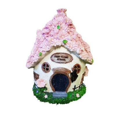 Fairy Flying School - Solar | Fairy Garden Houses - Australia | Earth Fairy