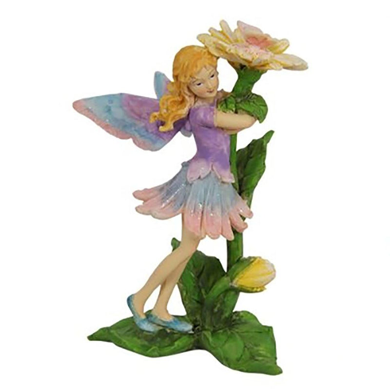 Fairy Holding a Flower