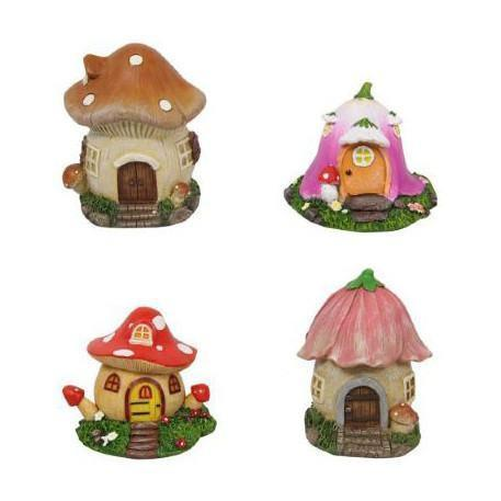 Fairy Houses Fairy Houses - 12cm - Mini Earth Fairy
