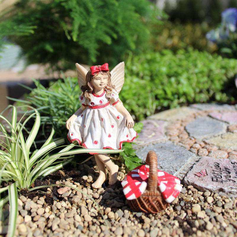 Fairy Janie | Fairy Garden Figurines - Australia | Earth Fairy