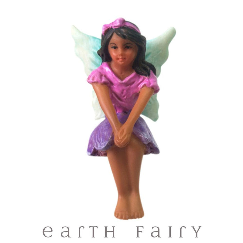 Fairy Mia from The WIllow Fairy Garden Collection by Earth Fairy