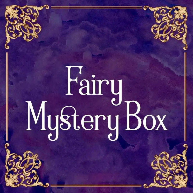 Fairy Mystery Box from The Fairy Gift Collection by Earth Fairy