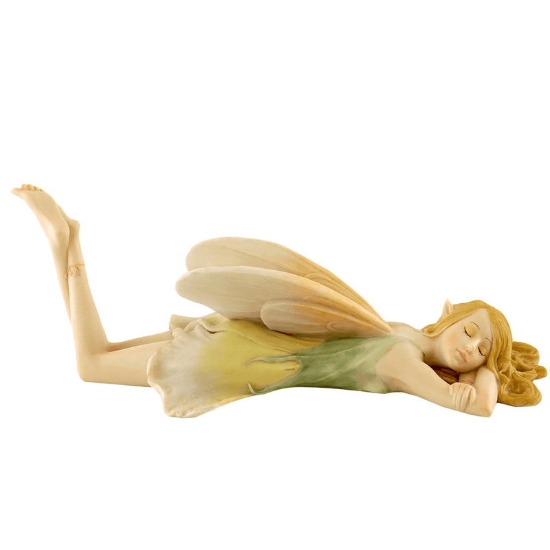 Fairy Sage Resting | Fairy Figurines & Ornaments | Earth Fairy